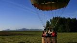 Ballonfahrt im Chiemgau